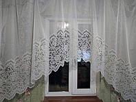 Тюль Декор  Арка 165 х 300 Белый 01476, фото 1
