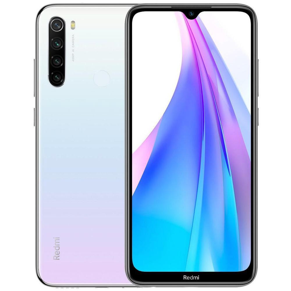 "Смартфон Xiaomi Redmi Note 8T 4/64Gb 6,3"" Moonlight White GLOBAL"