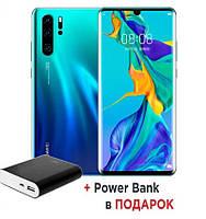 Мобильный телефон Huawei P30 Pro, power bank в подарок