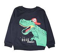 """Свитшот утепленный """"Динозавр"""" для мальчика, Primark, 5218651"""