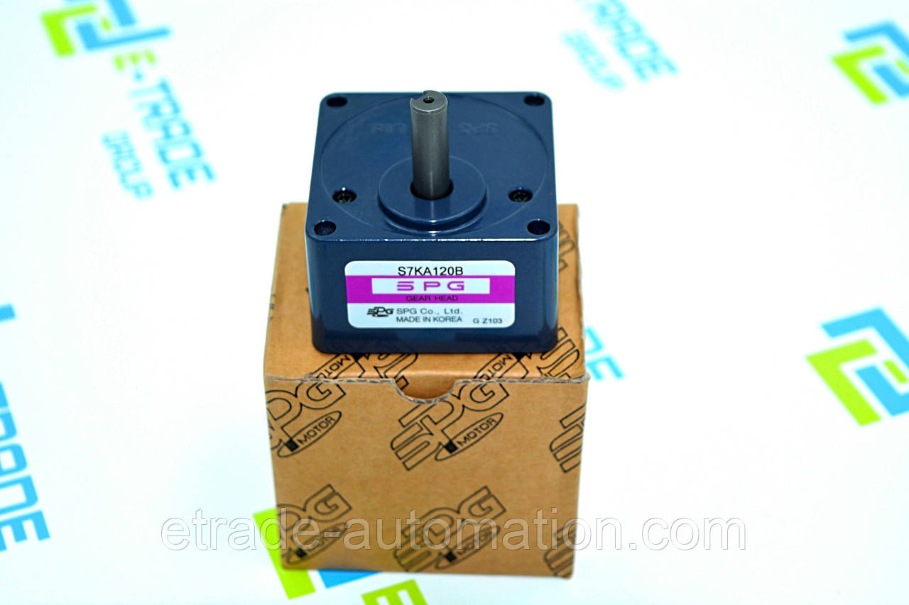Головка шестерни SPG S7KA120B