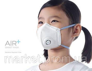 Air+ Smart Mask — респиратор с климат-контролем. Новинка!