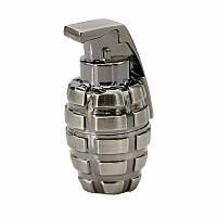 Флешка USB подарочная Kronos Toys Граната на 32 гб металлическая Серебристый (acf_02014)