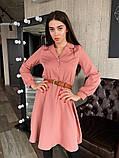 Платье / креп костюмный / Украина 13-245, фото 8