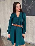 Платье / креп костюмный / Украина 13-245, фото 7