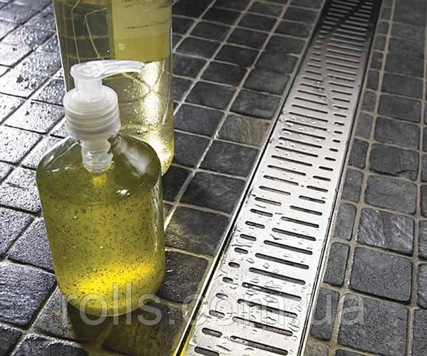 ACO Shower Drain C-line варианты решеток 585мм