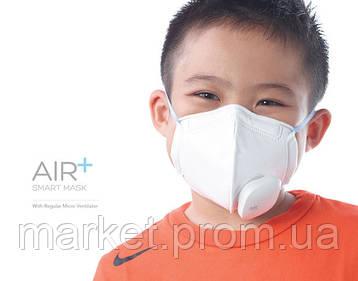 Создан Air+ Smart Mask — респиратор с климат-контролем