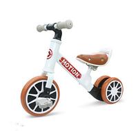Дитячий велосипед-трансформер MOTION толокар 2 в 1 Білий (SUN6612)