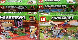 "Конструктор ""Minecraft"" 110+ деталей"