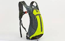 Рюкзак спортивный с жесткой спинкой (нейлон, 31х8х43см, цвета в ассортимете) Фиолетовый PZ-GA-2082_1, фото 3