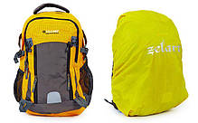 Рюкзак спортивный с жесткой спинкой Zelart (нейлон, 50х33х16см) PZ-GA-3702, фото 3