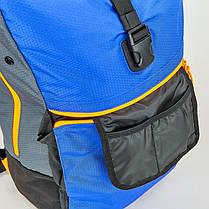 Рюкзак спортивный Speedo TEAM RUCKSACK III (полиэстер, 50х17х34см, синий-серый) PZ-807688C299, фото 2
