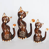 """Статуэтка кота """"Малах-капелька"""", 25 см"""