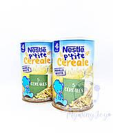 Безмолочная кашка от Nestle с 6 мес. Без пальмового масла!