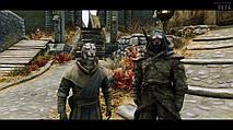 The Elder Scrolls 5: Skyrim прохождение DLC (Dawnguard, 2/3)