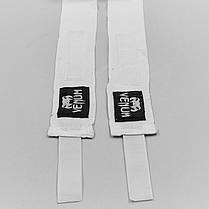 Бинты боксерские (2шт) хлопок Venum (l-4м) PZ-VN0429, фото 3