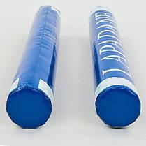Лападаны тренерские (2шт) (l-48см, d-5,5) Синий PZ-BO-0290_1, фото 3
