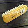 Щетка для замши и нубука резиновая Coccine
