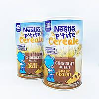Безмолочная кашка от Nestle с 12 мес. Без пальмового масла!