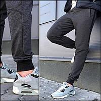 Спортивные мужские трикотажные штаны с лампасами