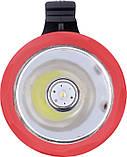 Фонарь лампа прожектор аккумуляторный Yajia YJ-2886, фото 4