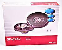 Автоакустика SP-6942 (6'*9', 5-ти полос., 1200W)  автомобильная акустика, динамики, автомобильные колонки