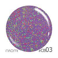 Гель-лак Naomi Candy Bar №003 6мл