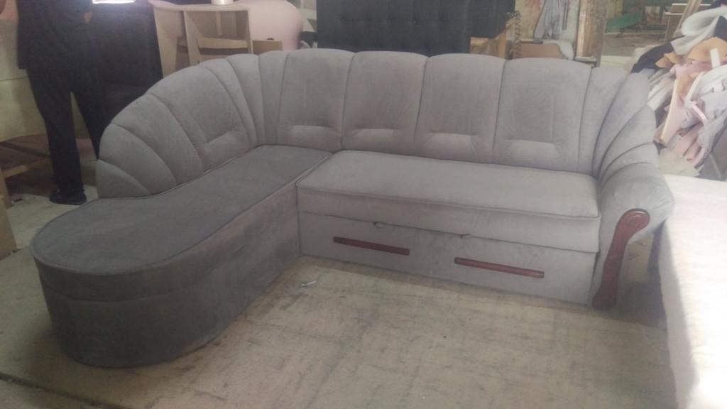 Перетяжка та реставрація диванів та кутків.(До і Після)