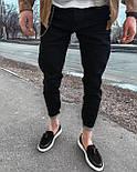 😝 Джинси Стильні чоловічі джинси під лофери, фото 2