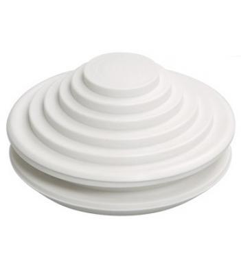 Сальник Ø25мм (отв.бокс Ø27мм) белый IP54, IEK