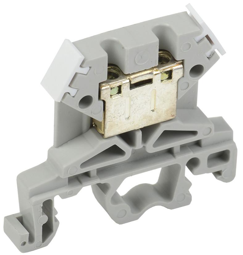 Зажим наборный IEK ЗНИ-4мм2 (JXB35А) серый
