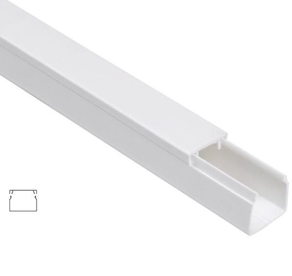 Короб для проводов 10х7 ЭЛЕКОР (2 м)