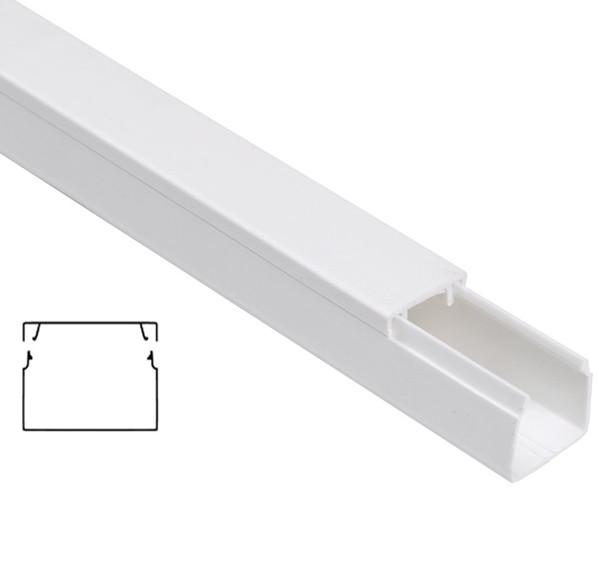 Короб пластиковый 60х60 ЭЛЕКОР (2 м)