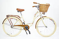 Велосипед VANESSA Vintage 26 Cream Польша