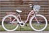Міський велосипед LAVIDA 28 Nexus 3 Pink Польща