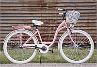 Міський велосипед LAVIDA 28 Nexus 3 Pink Польща, фото 1