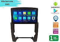 """Штатная магнитола Kia Sorento 2012 (9"""") Android 10.1 (4/32), фото 1"""