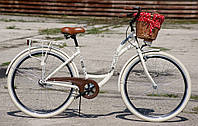 Міський велосипед LAVIDA 28 Cream Польща, фото 1