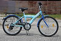 Велосипед Sprick Conquest CityViper 20 Blue Польща, фото 1