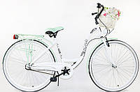 Велосипед Lavida 28 Nexus 3 White-Mint Польща, фото 1
