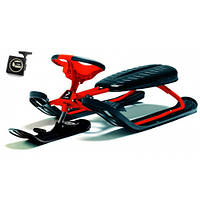 Снігокат, чук і гек, санчата Stiga Snowracer Ultimate Pro Red Швеція