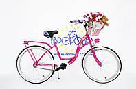 Велосипед VANESSA  26 Deep Pink Польша, фото 1