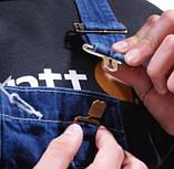Джинсовый комбинезон Carhartt США, фото 8