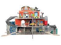 Вокзал для деревянной железной дороги Playtive Junior, фото 1