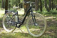 Велосипед Prophete Geniesser 28 Nexus 3 Dunkel Blau, фото 1