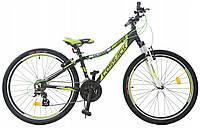 Гірський велосипед MTB COSSACK 26 ULTIMA Black-Green