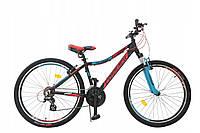 Гірський велосипед MTB COSSACK 26 ULTIMA Black-Red