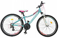 Гірський велосипед MTB COSSACK 26 ULTIMA Turquoise