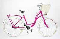 Велосипед VANESSA Vintage 26 Deep Pink Польша, фото 1