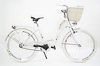 Велосипед VANESSA Vintage 26 White Польша